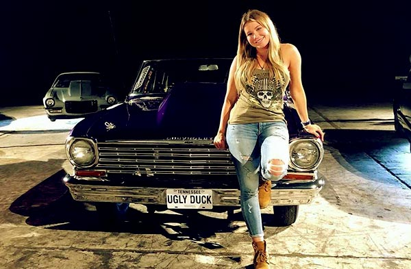 Image of Street Outlaws' Mallory Gulley