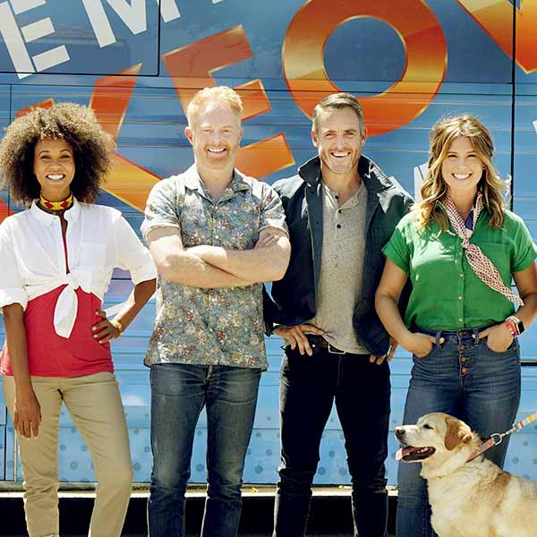 Image of Cast of Extreme Makeover: Home Edition