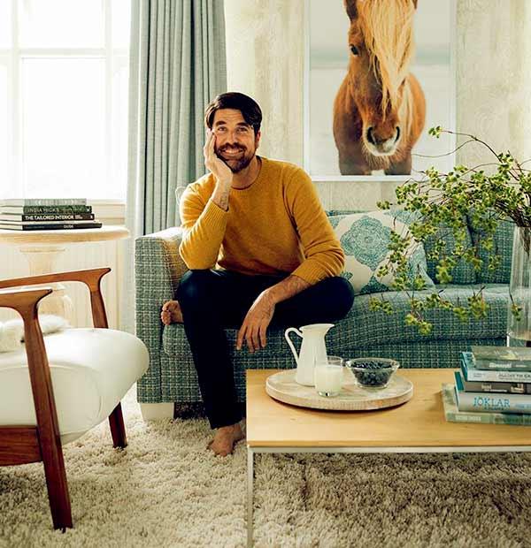 Image of Brian Patrick Flynn is an Interior Designer