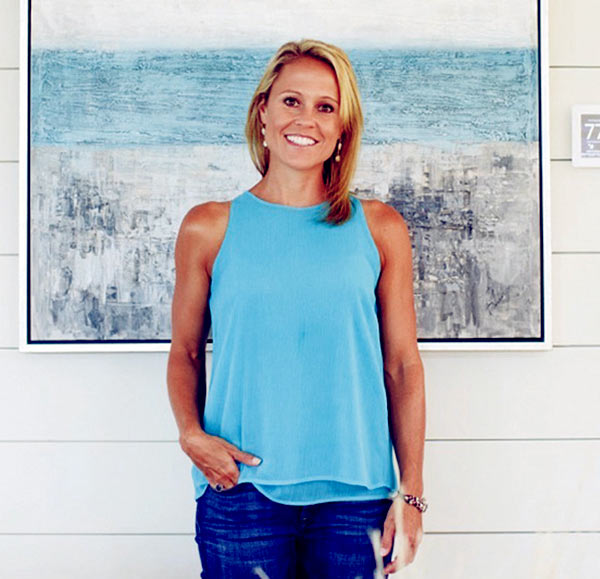 Image of American Home builder, Marnie Oursler
