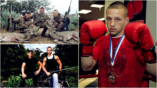 Image of Jay Paul Molinere's boxing career