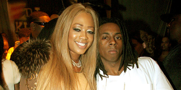Image of Trina was dating and almost married to Boyfriend Lil Wayne