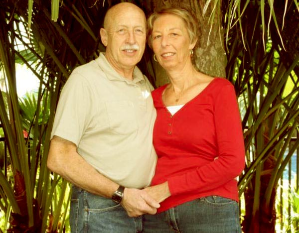 Image of Diane Po with husband Dr. Jan Pol