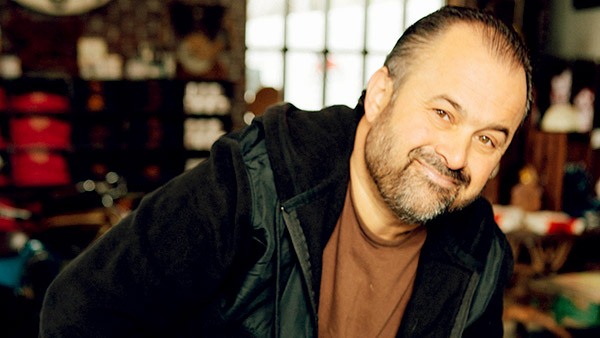 Image of Frank Fritz, star of American Pickers