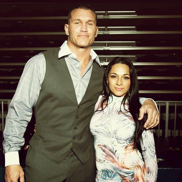 Image of Kim Marine Kessler is the second wife of WWE wrestler, Randy Orton