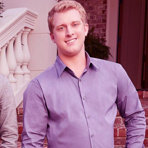 Image of Kyle Chrisley, son of Todd Chrisley