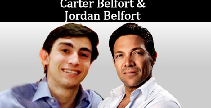Image of Carter Belfort wiki: Truth about Jordan Belfort's son