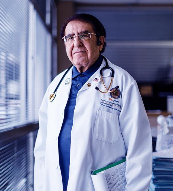 Image of My 600-lb life lead surgeon, Dr.Younan Nowzaradan