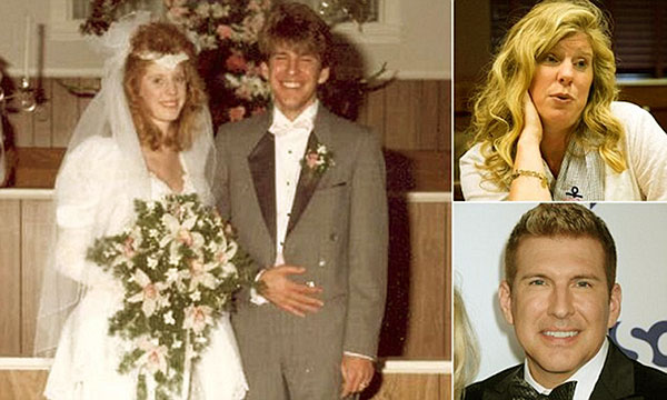 Image of Teresa Terry Chirsley and Todd Chrisley, parents of Kyle Chrisley