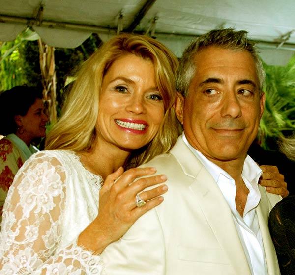 Image of Jordan Belfort and Nadine Caridi
