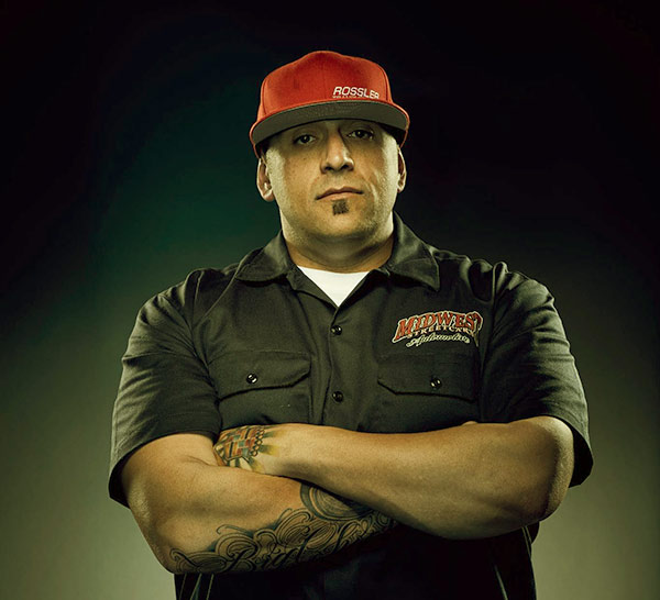 Image of Street Outlaw's Big Chief
