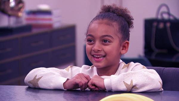 Image of Kyle Chrisley's daughter, Chloe Chrisley