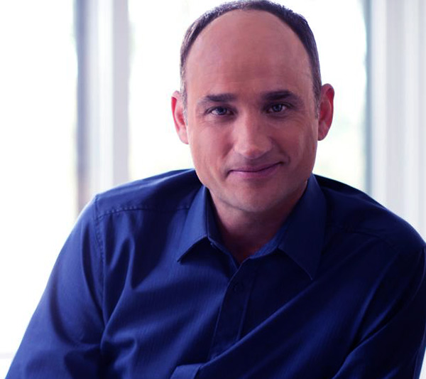 Image of David Visentin, husband of Krista Visentin