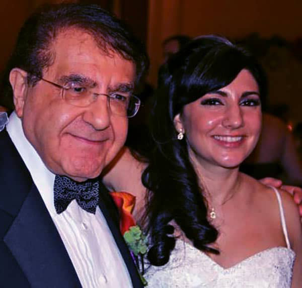 Image of Younan Nowzaradan with Delores, his former wife