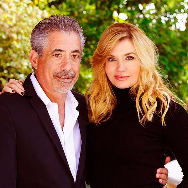 Image of Chandler's mother and her step-dad, John Macaluso