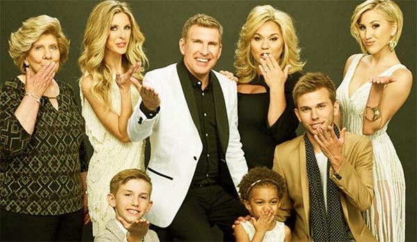 Image of The Chrisley Family