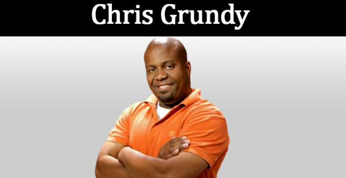 Image of Blog Cabin's Chris Grundy on his Net Worth & Married Life