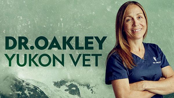 Image of Dr. Michelle Oakley TV show, Dr. Oakley Yukon Vet