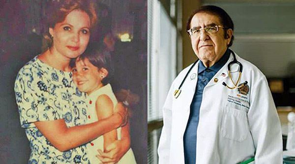 Image of Delores Nowzaradan with her husband, Dr. Younan Nowzaradan