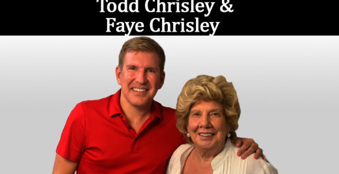 Image of Faye Chrisley : Everything About Todd Chrisley's Mom