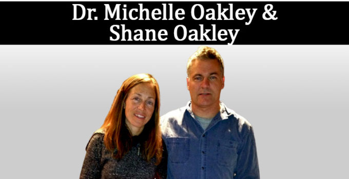 Image of Vet Dr. Michelle Oakley married life with husband Shane Oakley & daughters. Her Net Worth & Bio