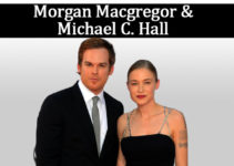 Image of Morgan Macgregor Wikipedia; married life, children & net worth of Michael C. Hall's wife.