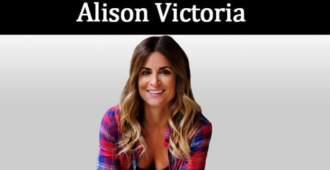 Image of Alison Victoria net worth, husband, married, wiki, bio