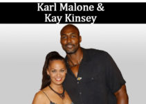 Image of Truth about Karl Malone's Wife, Kay Kinsey; her wiki, bio, children
