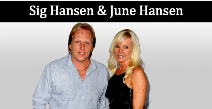 Image of June Hansen Biography: Cancer Updates & Facts about Sig Hansen's wife