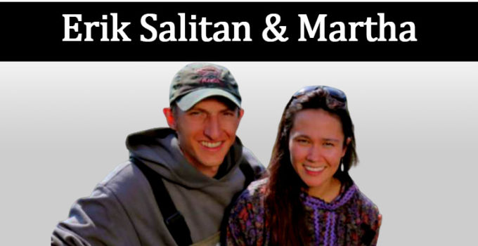 Image of Life Below Zero Erik Salitan wife Martha, Married, Net Worth, Wiki, Now