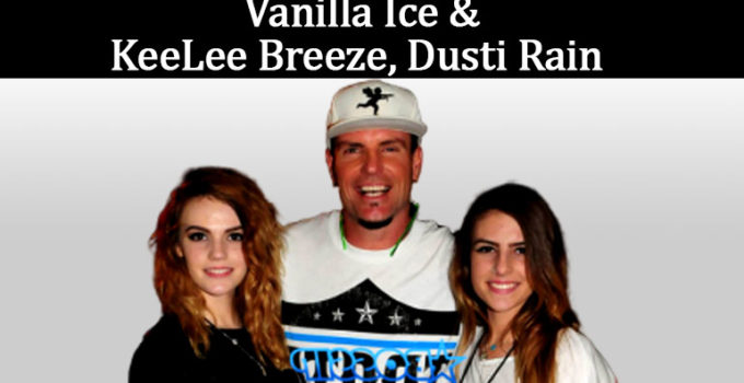 Image of Who are Vanilla Ice's Children. Meet his Two Daughters