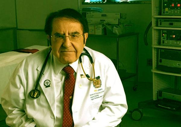 Image of Iranian surgeon, Younan Nowzaradan