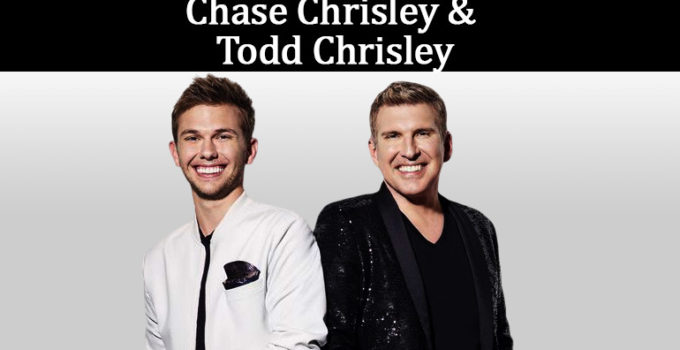 Image of Chase Chrisley net worth: wiki and girlfriend of Todd Chrisley's son