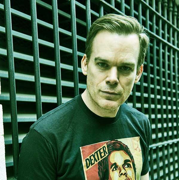 Image of American actor, Michael C. Hall