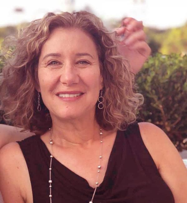 Image of Howard Stern's ex-wife, Alison Berns