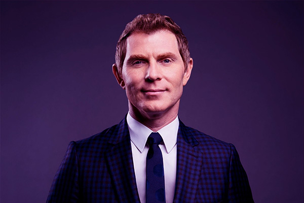 Image of Kate Connelly's ex-husband, Bobby Flay