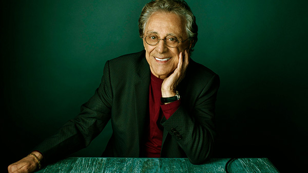 Image of The star of The Four Seasons, Frankie Valli