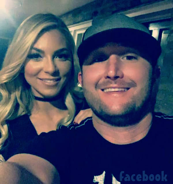 Image of Alisa mote with her former husband Kye Kelly