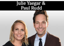 Image of Do Julie Yaegar and Paul Rudd have children. Meet her family and know about her age, children, bio, married life, and Facts!